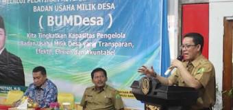 BUMDes Memperkuat Perekonomian Desa