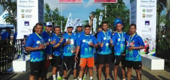 Danrem 044/Gapo Ikuti Runner 10K Road to Jawa Pos Fit Palembang 2017