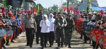 Kasdam II/Swj Tutup TMMD Ke-98 Kodim 0418/Palembang