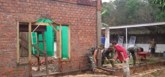 Pembangunan Fisik TMMD Ke-99 Kodim 0401/Muba Berikan Dampak dan Manfaat