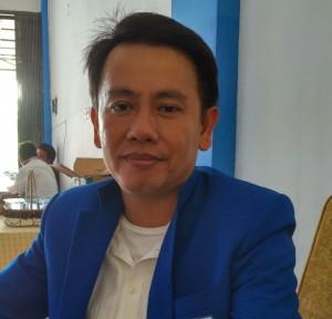 Sekretaris DPD PAN Kota Palembang, Ruspanda Karibullah.