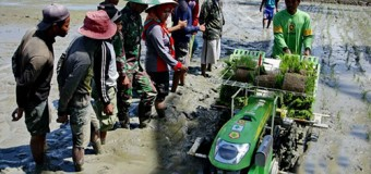 Kementan Libatkan Ribuan Mahasiswa Dampingi Petani