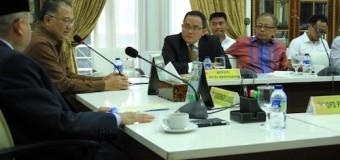 Peremajaan Lahan Sawit Muba Jadi Role Model di Indonesia