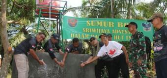 Sambut HUT TNI, Kodam II/Swj Gelar Baksos di Pelosok Desa