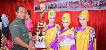 Kodim 0418/Palembang Gelar Komunikasi Sosial Kreatif