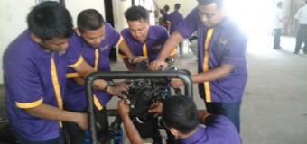 Personel Korem 044/Gapo Laksanakan Pelatihan di BLK