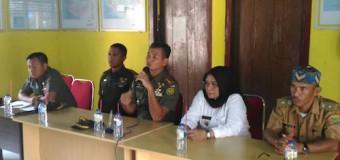 Korem 044/Gapo Bantu Mediasi Konflik Pengairan di Desa Sumber Rejo Mura