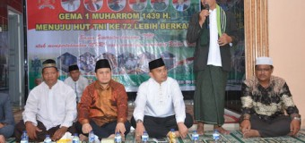"""Dengan Memperingati Tahun Baru Islam 1439 H, Kita Harus Lebih Baik"""