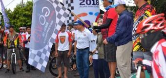Gowes Bersama Rakyat TNI Kuat