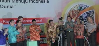 Wujudkan Indonesia Lumbung Pangan Dunia