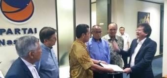 Pilkada Banyuasin 2018, Nasdem Dukung Askolani