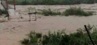 Banjir Landa Desa di OKU Selatan