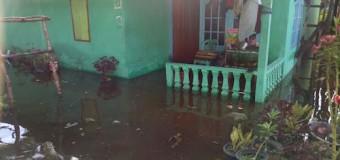 Banjir Landa Desa Celikah Kayuagung