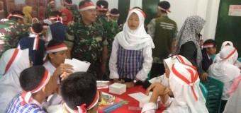 Kodim 0418/Palembang Gelar Wisata Matematika Bagi Siswa SLTP Se Kota Palembang
