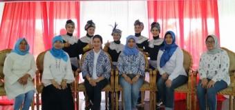 Senam Gemu Famire Hebohkan DWP Kabupaten Muba