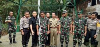 Antisipasi Krisis Air di Kerung, Pangdam II/Swj Serahkan 2 Unit Sumur Bor