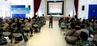 Peran TNI, Polri dan Muspika Dalam Kelola Dana Desa di Kabupaten Ingin Jaya Aceh Besar