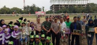Kebangkitan Meraih Prestasi Lebih Tinggi Melalui Kejuaraan Drum Band Dan Marching Band Palembang Open 2018