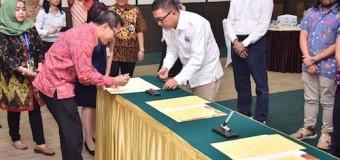 Kerjasama dengan Media, Kemendes PDTT Berharap Pembangunan Desa Lebih Miningkat