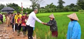 Libatkan Masyarakat Desa, Padat Karya Tunai di Gowa Berikan Harapan Baru