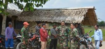 Patroli Sungai Pantau Wilayah Rawan Karhutla