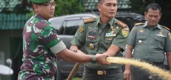 Uji Coba Foam Nusantara Gapo 44 Produksi 2016 Tetap Efektif Padamkan Api