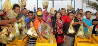 Wujudkan Muba Bersih dan Hijau, Pemkab Bersama PWI Ajak Masyarakat Peduli Lingkungan
