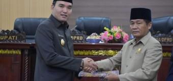 DPRD Muba Gelar Rapat Sampaikan Hasil Reses
