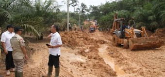 Sekda Muba: Jalan Mangun Jaya – Macang Sakti Segera Dibenahi