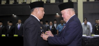 Musni Wijaya Resmi PJS Walikota Pagaralam