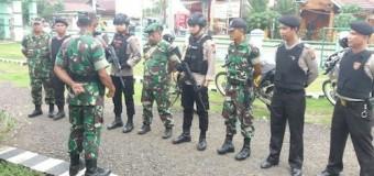 Koramil 405-01/Tebing Tinggi Dan Polsek Patroli Keamanan Bersama