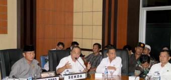 Penyelesaian Sengketa Lahan Plasma Masyarakat dengan PT Mitra Ogan Diawasi Pemerintah