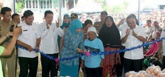 Jelang Ramadhan, Pemkab Muba Gelar Pasar Murah