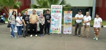 Tingkatkan Partisipasi Pemilih, KPU Sumsel Sosialisasi di Jakabaring Sport City