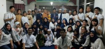 Mahasiswa Teknik Kimia Unsri Bukber dengan Santri Rumah Tahfidz Rahmat Palembang