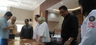 34 Nama Balon DPD RI Asal Sumsel Ikuti Pengundian Ambil Sampel