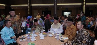 Ini Pesan Beni untuk Warga Muba di Palembang