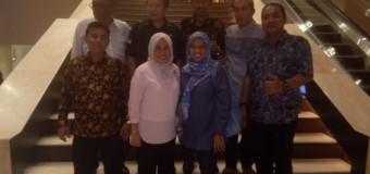 Ahmad Rizal, Komite BPH Migas Jalin Sinergi dengan Para Pemred Media Massa di Palembang
