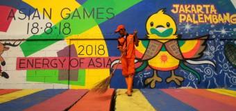 Sedekah Besar Asian Games
