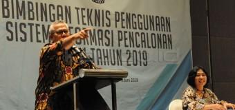 Silon Pemilu 2019, Salah Satu Cara Kerja Transparan KPU