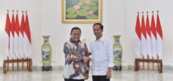 Presiden Jokowi Undang Dodi ke Istana Bogor, Bahas Replanting Karet Hingga Pertumbuhan Ekonomi
