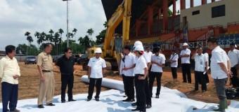 Segera Selesaikan Pembangunan di Muba Tahun 2018