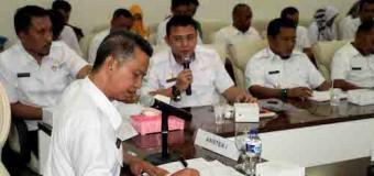 Camat Harus Pro Aktif Koordinir Aktifitas di Desa dan Kelurahan