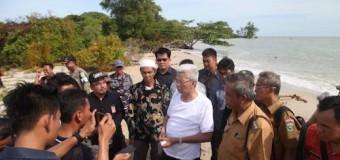 Pulau Maspari Segera Jadi Alternatif Wisata Baru Sumsel
