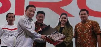 Buka SRC Expo, HD Janjikan Kemudahan Perizinan