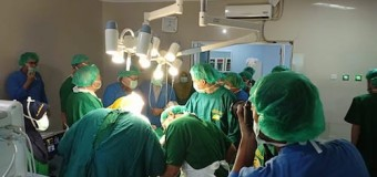 Sambangi Operasi Bibir Sumbing Gratis, Pasien Ucapkan Terima Kasih ke Bupati