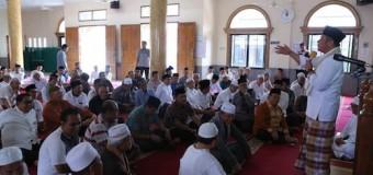 Gubernur Pimpin Doa Untuk Korban Tsunami Banten dan Lampung