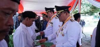 Muba Raih Penghargaan Kabupaten Peduli HAM dan Pelayanan Publik Berbasis HAM
