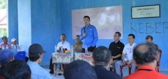 Beni Ajak Masyarakat Dukung Program Pemerintah Pusat