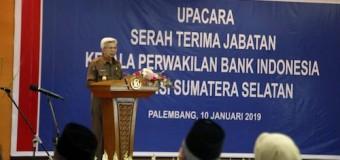Gubernur Bank Indonesia Puji Pertumbuhan Ekonomi dan Capaian Inflasi Sumsel